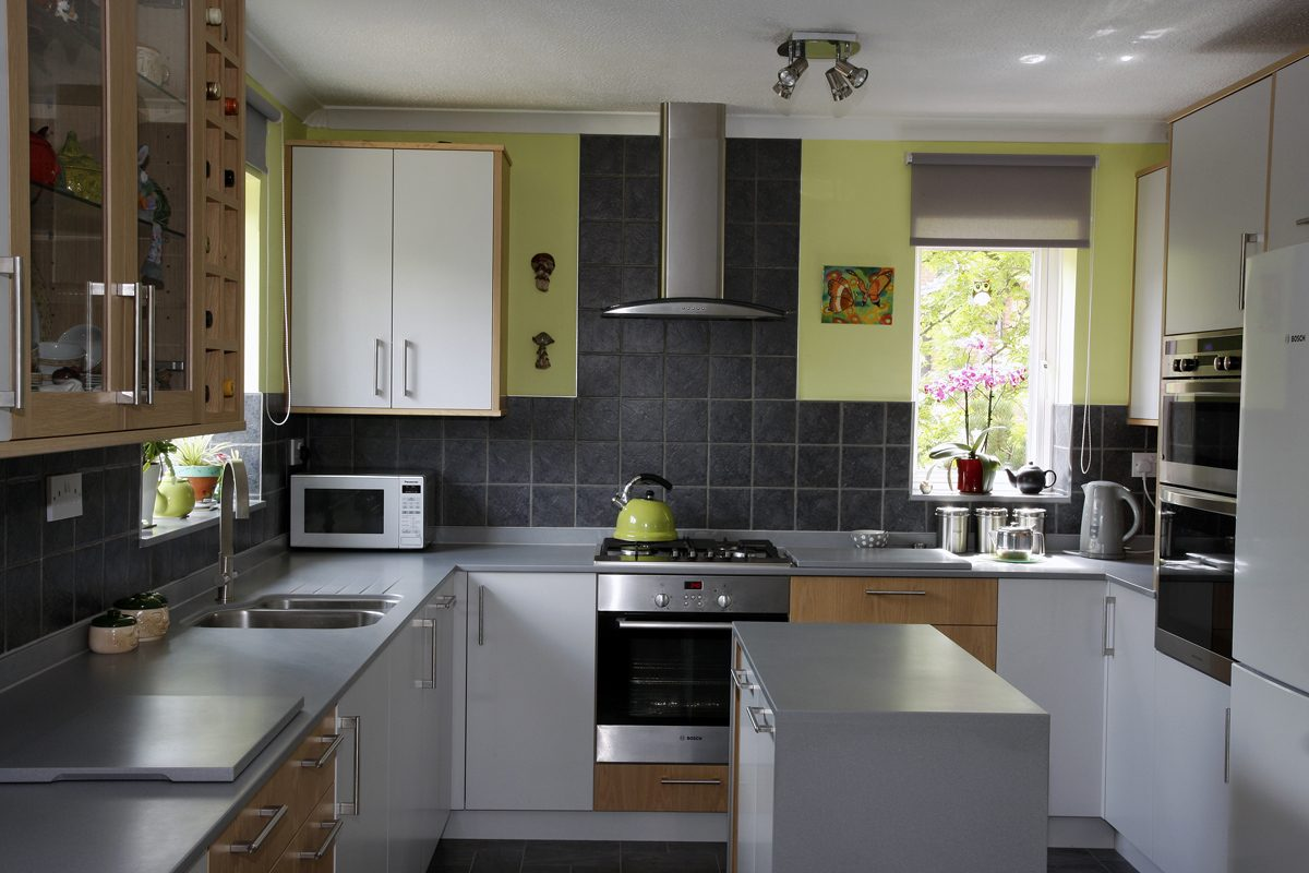 Bespoke kitchen by Mark Williamson Kitchens