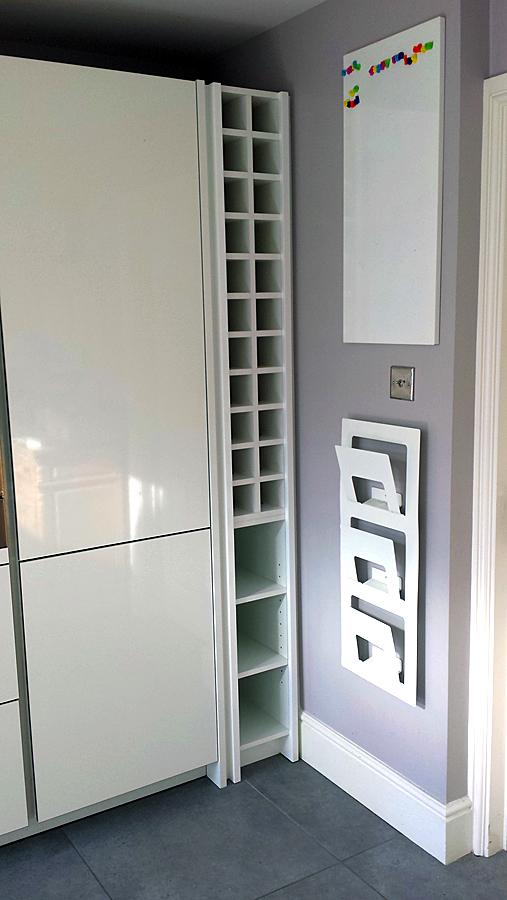 Custom kitchen unit by Mark Williamson Kitchens