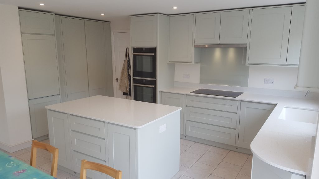 Bespoke kitchen Weston Turville