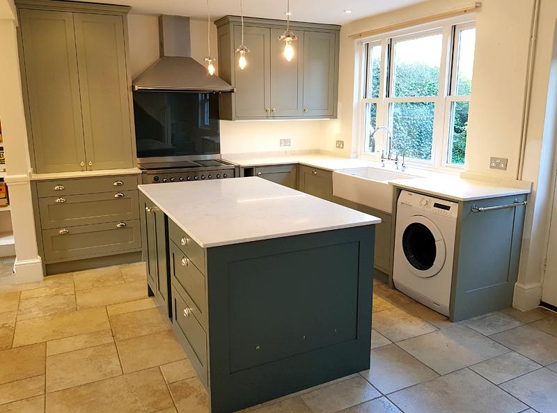 Bespoke kitchen Brill Bucks