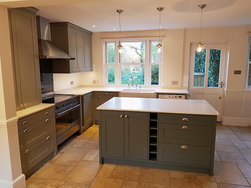 Bespoke Kitchen design in Brill, Bucks